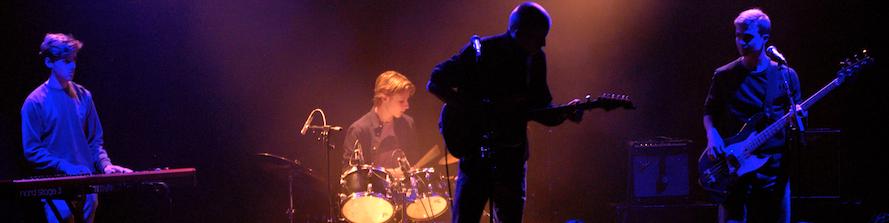 musique actuelle batteur groupe rock WAVE