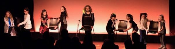 Danse comédie musicale