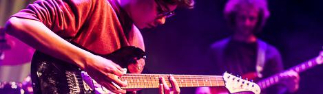 cours de guitare électrique Canton de Genève