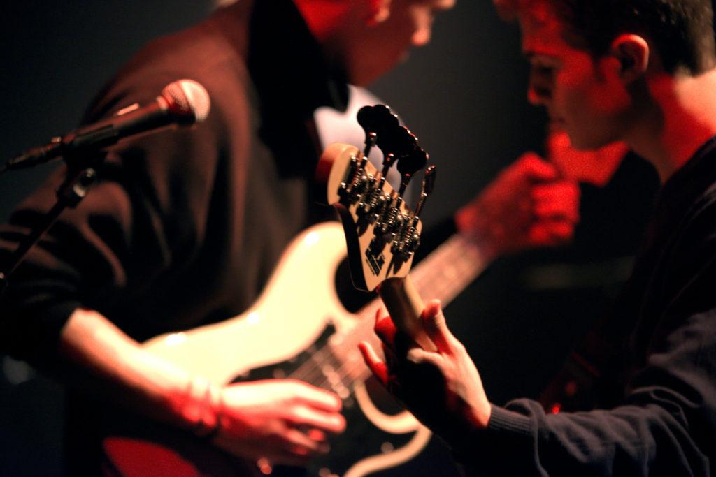 cours de musique actuelle Canton de Genève Collonge-bellerive