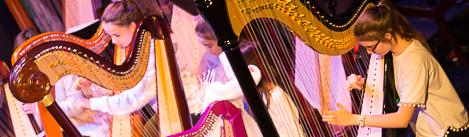 cours de harpe Canton de Genève