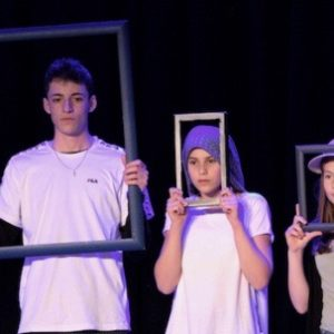 Theatre cadre ados