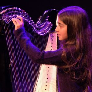 musique classique harpe